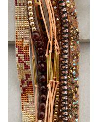 Hipanema - Metallic Etesian Layered Bracelet - Lyst