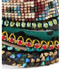 Hipanema | Multicolor 'Viper' Bracelet | Lyst