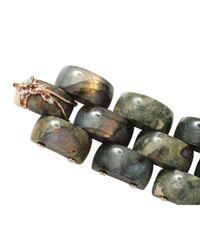 Federica Rettore - Multicolor Alba Panthere Bracelet - Lyst