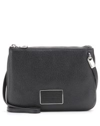 Marc By Marc Jacobs | Black Percy Leather Shoulder Bag | Lyst