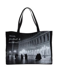 Agnes B. - Black Venise Bag - Lyst