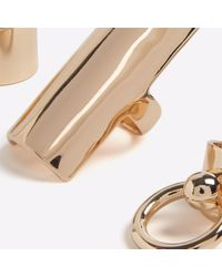 ALDO | Metallic Acilawet | Lyst