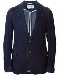Oliver Spencer | Blue 'portland' Blazer for Men | Lyst