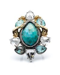 Alexis Bittar - Green Olmeca Grand Ring You Might Also Like - Lyst