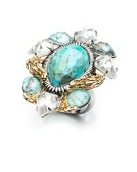 Alexis Bittar | Green Olmeca Grand Ring You Might Also Like | Lyst