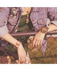 Alexis Bittar - White Liquid Hinge Bracelet - Lyst