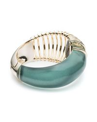 Alexis Bittar   Multicolor Coiled Hinge Bracelet You Might Also Like   Lyst