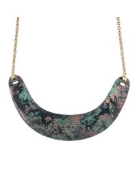 Alexis Bittar - Multicolor Crescent Bib Necklace You Might Also Like - Lyst