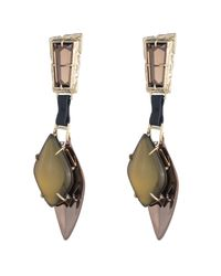 Alexis Bittar - Multicolor Long Scooped Drop Clip Earring You Might Also Like - Lyst