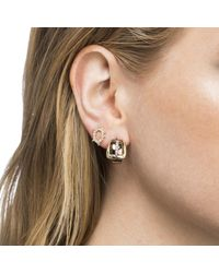 Alexis Bittar | Multicolor Small Buckle Hoop Earring You Might Also Like | Lyst