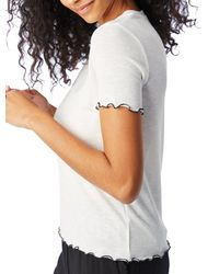 Alternative Apparel - White The Fifth Label Ministry T-shirt - Lyst