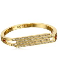 CC SKYE - Metallic The Rodeo Cuff Bracelet - Lyst