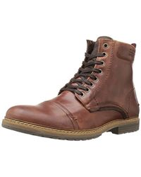 Steve Madden - Brown Sargge Winter Boot for Men - Lyst