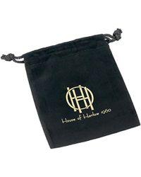 House of Harlow 1960 - Metallic S Scutum Bar Earrings - Lyst