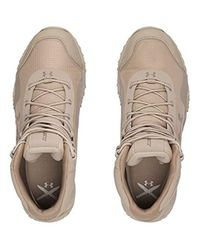 Under Armour Natural Valsetz Rts Military And Tactical Boot for men