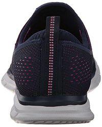Skechers - Blue Sport Harmony Fashion Sneaker - Lyst