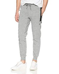 Rocawear - Gray Jogger Sweatpant for Men - Lyst