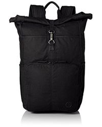Timberland - Black Walnut Hill Roll Top Backpack for Men - Lyst