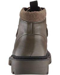 Calvin Klein - Green Raymon Smooth Boot for Men - Lyst