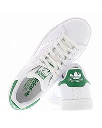 Adidas - White Originals Stan Smith Shoes for Men - Lyst