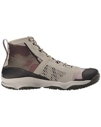Under Armour Multicolor Speedfit Hike Mid Boot for men