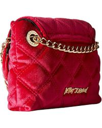 Betsey Johnson - Red Bj71800f - Lyst