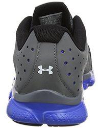 Under Armour - Blue Micro G Assert 6 Running Shoe for Men - Lyst