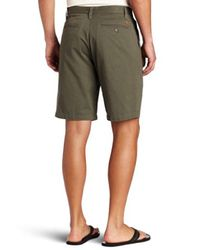 Dockers - Green Perfect D3 Classic-fit Pleated Short, for Men - Lyst