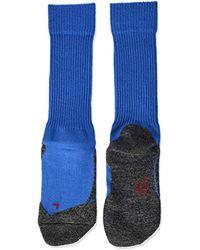 Falke - Blue Girl's Active Warm Calf Socks - Lyst