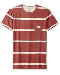 Quiksilver Red New Maxed Knit for men