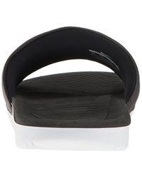 565120940c7dcb Lyst - Nike Kawa Slide Sandal