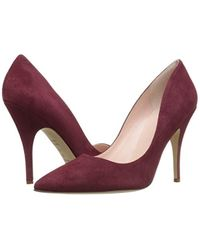 Kate Spade - Multicolor Licorice Pump - Lyst