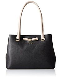 Kate Spade - Black Henderson Street Small Maryanne Tote Bag - Lyst