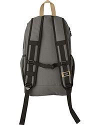 RVCA - Gray Unisex Push Skate Deluxe Backpack for Men - Lyst