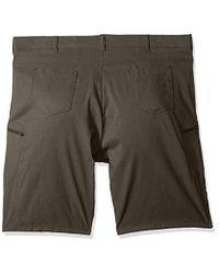 Wrangler - Green Big And Tall Authentics Outdoor Comfort Flex Cargo Short for Men - Lyst