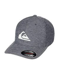 size 40 06438 efdbb Men s Black Union Stretch Cap Hat