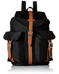 Herschel Supply Co. - Black Dawson - Lyst