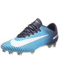 9a3a0259f81 Nike  s Mercurial Vapor Xi Fg Football Boots in Blue for Men - Lyst