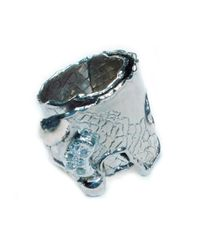 Sibilla G Jewelry - Metallic Sibilla G Amena Metamorphose Ring - Lyst