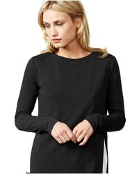 Bailey 44 | Gray Uptown Top In Anthracite | Lyst