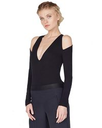 Bailey 44 - Patricia Bodysuit In Black - Lyst