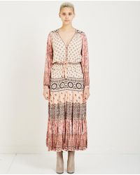 Spell & The Gypsy Collective - Pink Lionheart Gown - Lyst