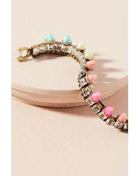 Lionette | Pink Costa Bracelet | Lyst