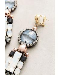 Nocturne - Multicolor Valeria Drop Earrings - Lyst