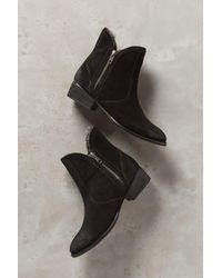 Seychelles | Black Lucky Penny Ankle Boots | Lyst
