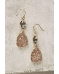 Anthropologie | Multicolor Reflection Drops | Lyst