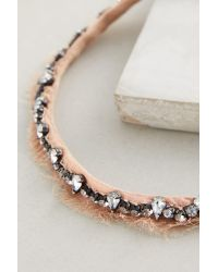 Mignonne Gavigan - Multicolor Charlotte Pink Collar Necklace - Lyst