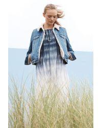 Lena Bernard | Blue Talisman Pendant Necklace | Lyst