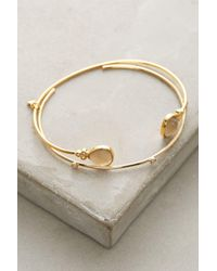 Anthropologie | Metallic Nicola Cuff | Lyst