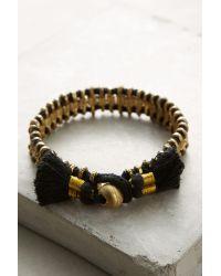 Bluma Project | Black Cala Wrap Bracelet | Lyst